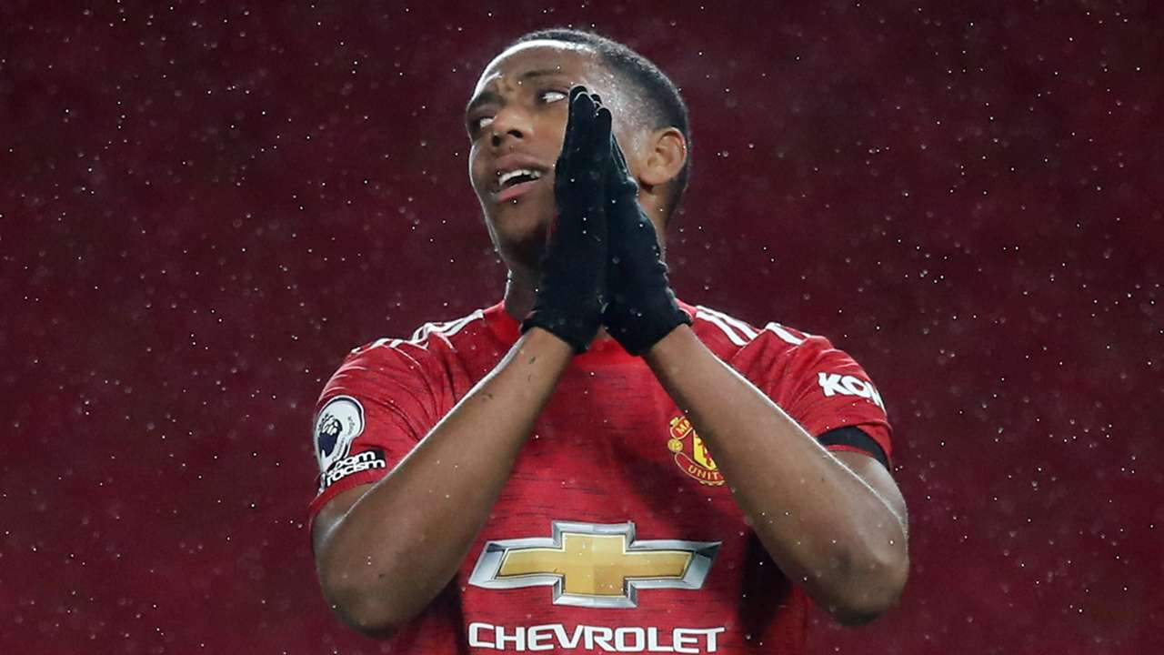 Anthony Martial, Manchester United 2020-21