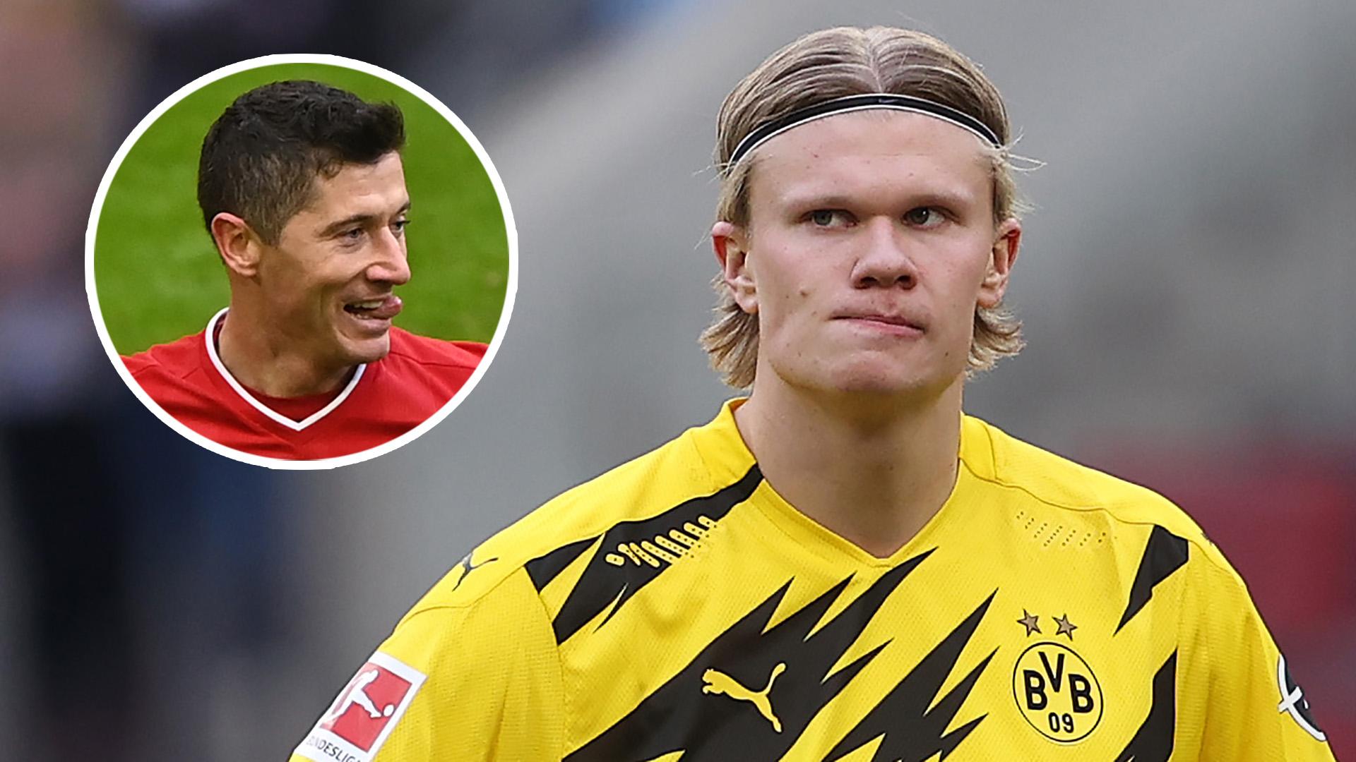 鲁梅尼格:拜仁已经拥有世一锋莱万 今夏不会竞争签下哈兰德