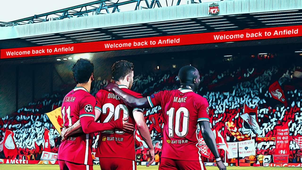 Liverpool Anfield GFX