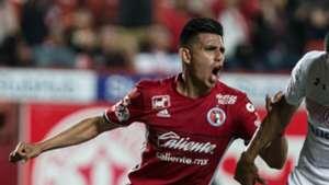 Joe Corona Tijuana Liga MX 042117