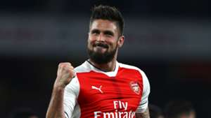 Olivier Giroud Arsenal 11032017