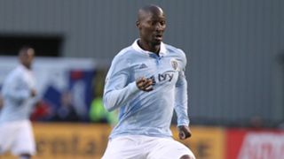 Ike Opara Sporting Kansas City