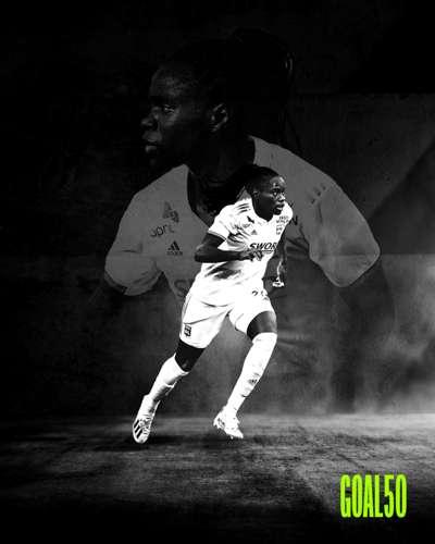 Griedge Mbock Bathy Goal 50