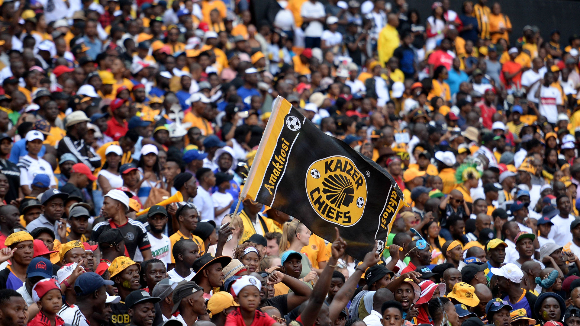 How the 'social media silence was sponsored by Kaizer Chiefs'
