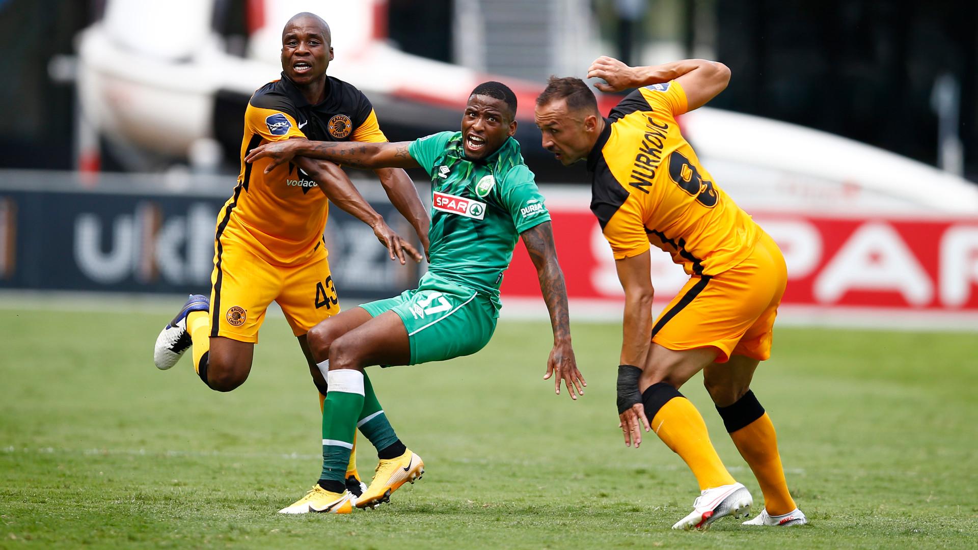Hunt lauds Nurkovic's impact in Kaizer Chiefs win over AmaZulu