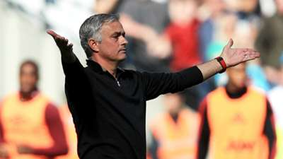 Jose Mourinho Manchester United West Ham 290918