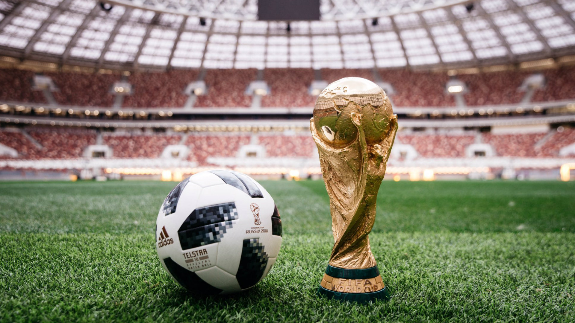 vecino Jugando ajedrez observación  La pelota del Mundial Rusia 2018: diseño, marca, cuánto cuesta y  características del Telstar 18 | Goal.com