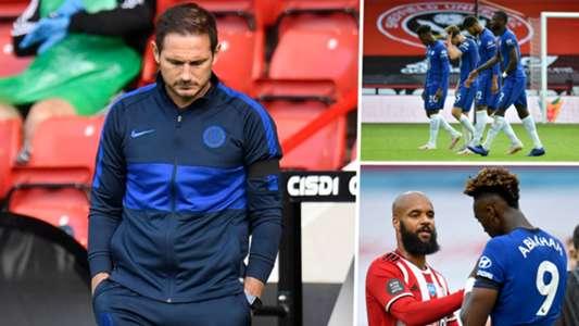 (Ngoại hạng Anh) HLV Lampard chỉ ra điểm yếu 'chí mạng' khiến Chelsea gặp khó khi ra sân | Goal.com