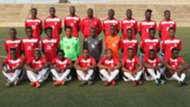 AfricanStars squad to face KCCA.
