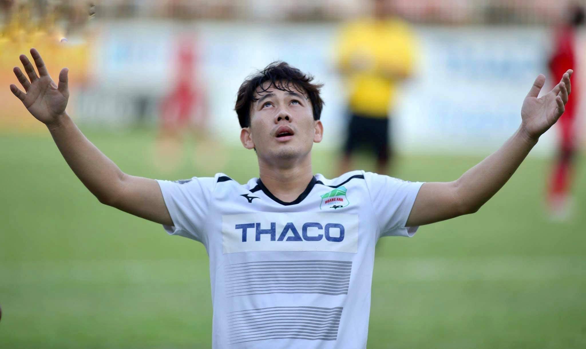 Minh Vương: Tôi thích HAGL ở mọi mặt nên sẽ không rời đi   Goal.com