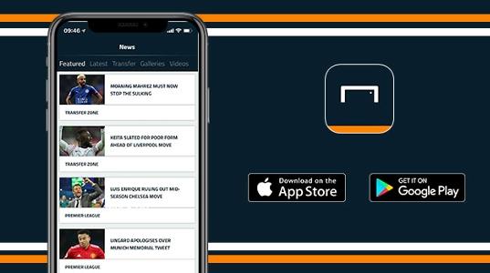Goal Live Scores The Fastest Football Scores App Goalcom