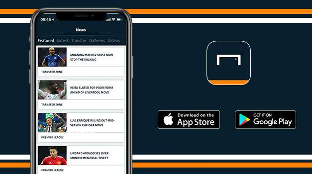 Goal Live Scores The Fastest Football Scores App Goal Com