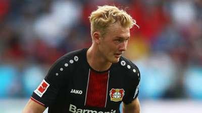 Julian Brandt Bayer Leverkusen