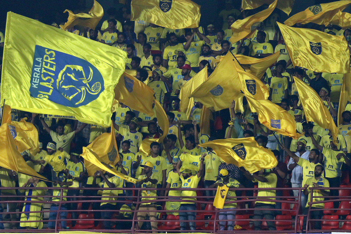 "Jessel Carneiro - ""I want to create History for Kerala Blasters FC"" kerala blasters"