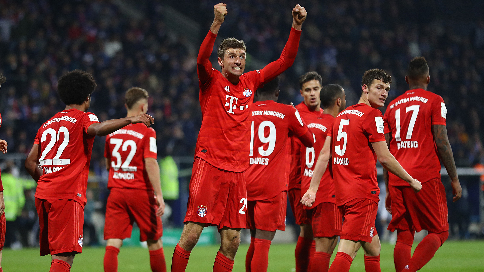 Wer Zeigt Ubertragt Fc Bayern Munchen Vs Bvb Live Im Tv