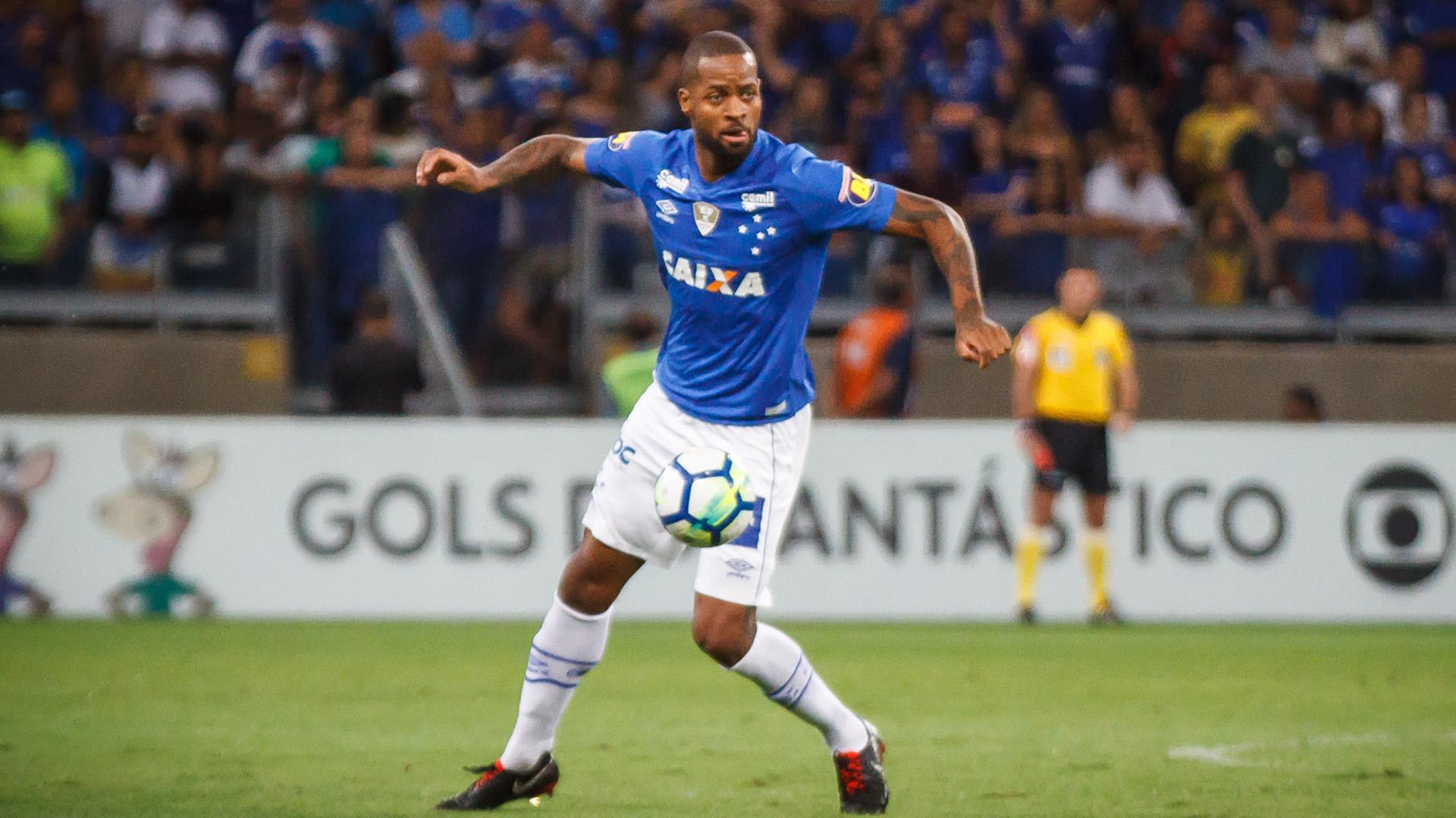 Dede Cruzeiro Internacional Brasileirao Serie A 02092018