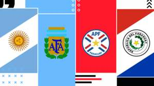Argentina-Paraguay tv streaming