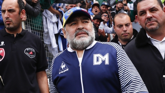 Không chỉ có Pochettino bị Tottenham sa thải, HLV Diego Maradona cũng vừa mất việc | Goal.com