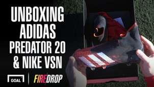 Unboxing Adidas Predator 20