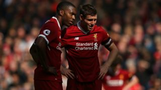 Daniel Sturridge James Milner Liverpool
