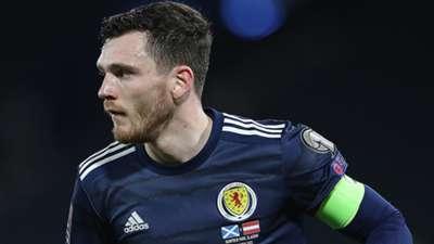 Andy Robertson Scotland 2021