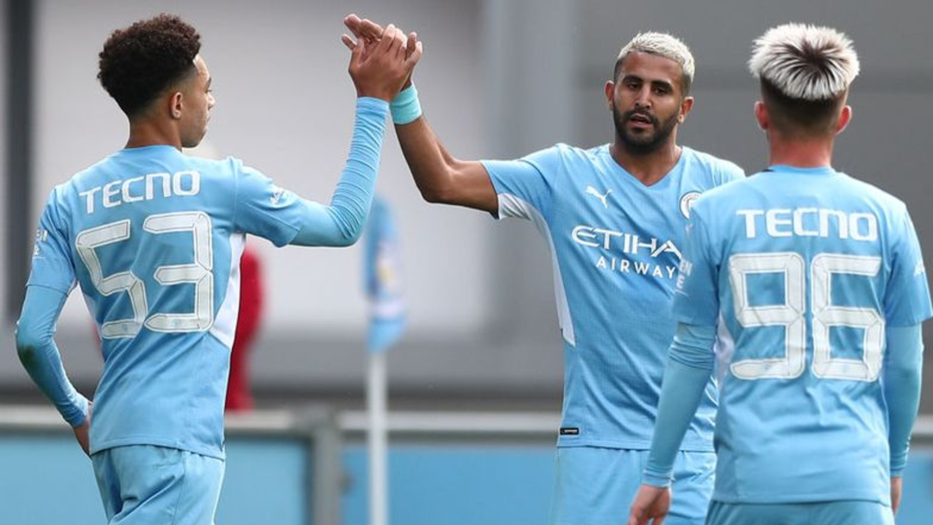 Mahrez with two assists and a goal as Manchester City breeze past Barnsley