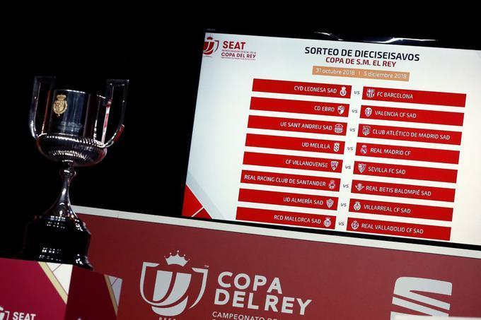 Copa Del Rey 2020 2021 / Copa Del Rey Sorteo De Copa Del ...