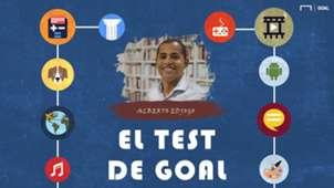 Goal Test alberto edjogo