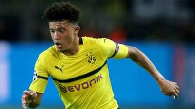 Jadon Sancho Dortmund 2018-19