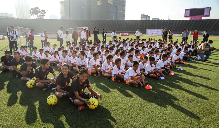 Toyota brings online football coaching to the youth with 'Toyota Football for Tomorrow' initiative