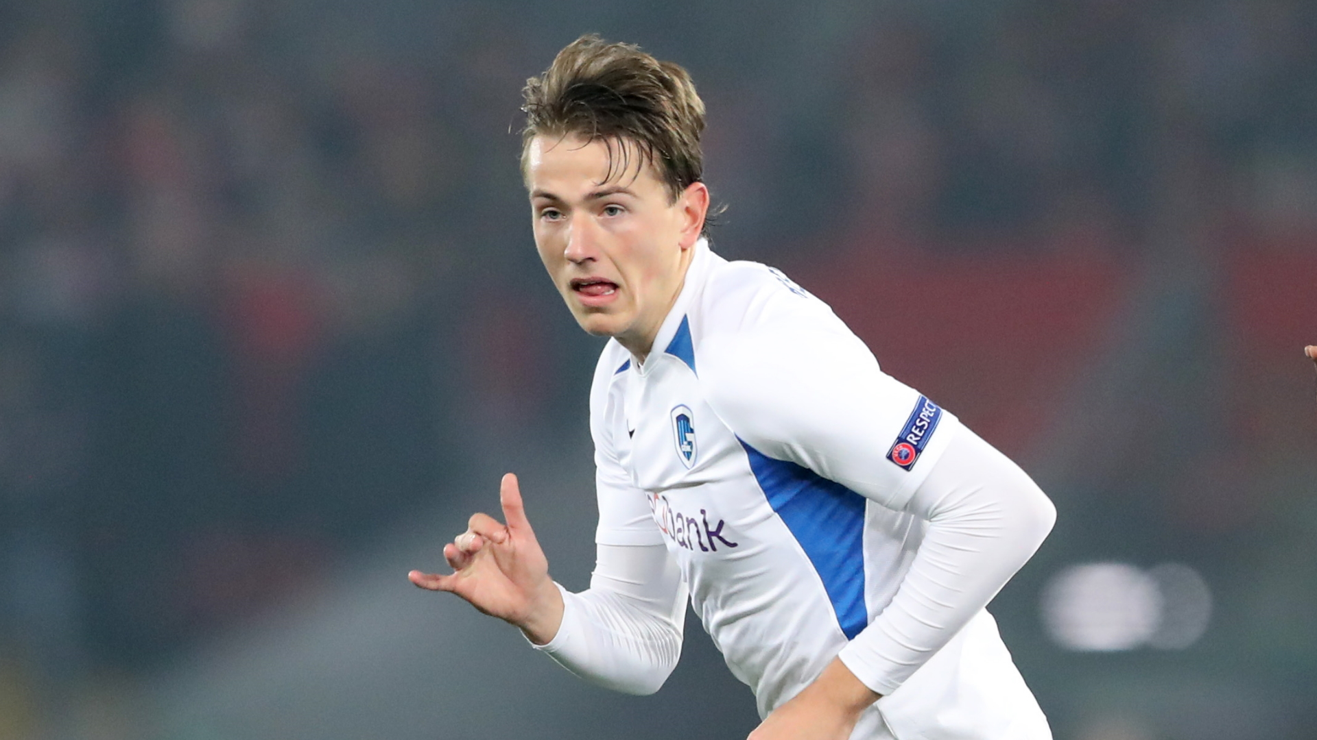 Liverpool and Napoli interested in Berge, says Genk sporting director