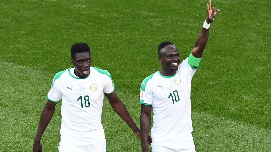 Mane is like a big brother to me - Sarr says Liverpool star has helped him adjust to Premier League | Goal.com
