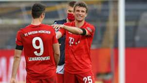 GER ONLY Thomas Müller FC Bayern 2020