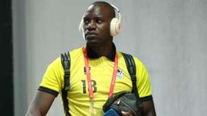 Uganda keeper Denis Onyango.