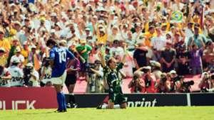 Baggio Brasil penalty 1994