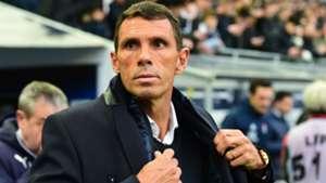Gustavo Poyet Bordeaux Lyon Ligue 1 28012018
