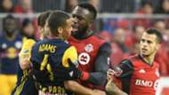 Jozy Altidore Tyler Adams Toronto FC New York Red Bulls MLS