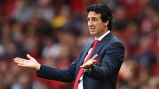 Unai Emery Arsenal 2018-19