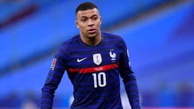 Euro 2020 Top 100 Kylian Mbappe