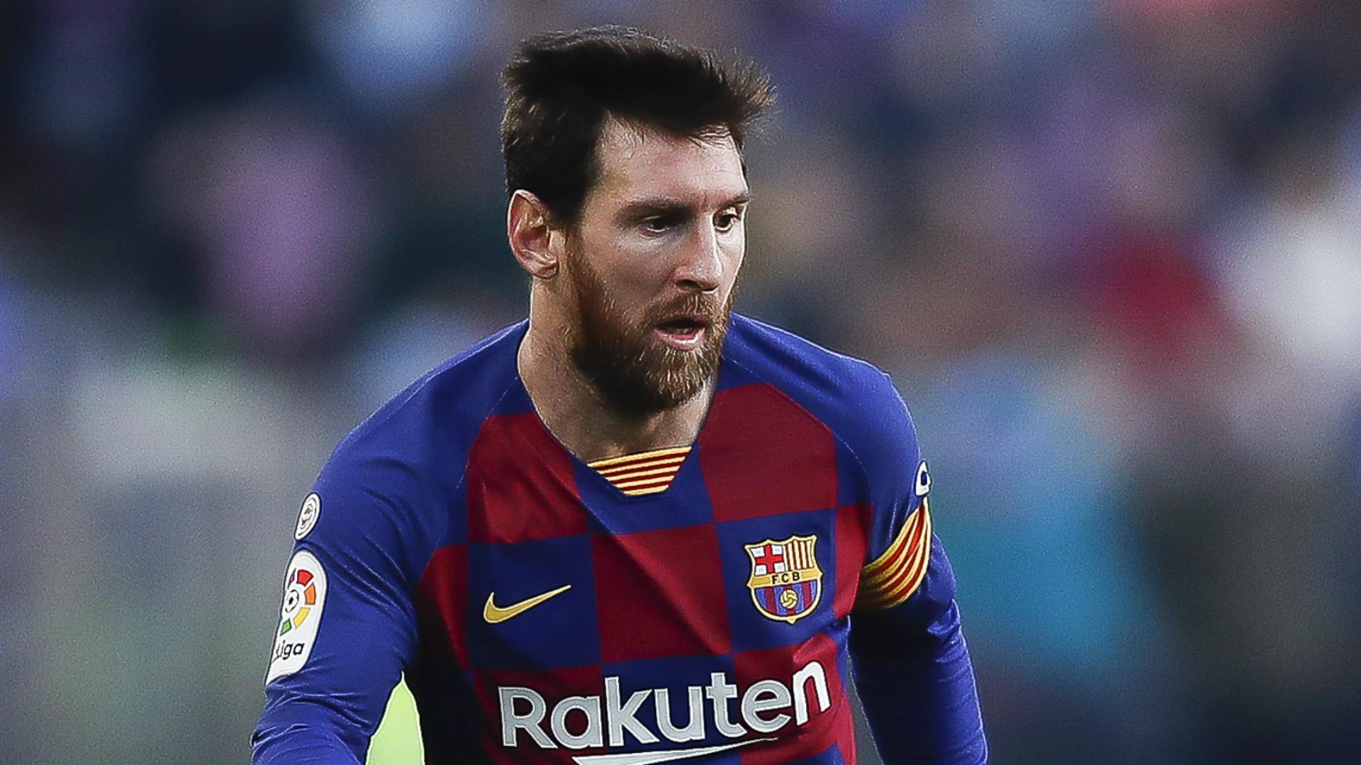 'Messi & Barcelona will always be united' - Setien dismisses Inter rumours