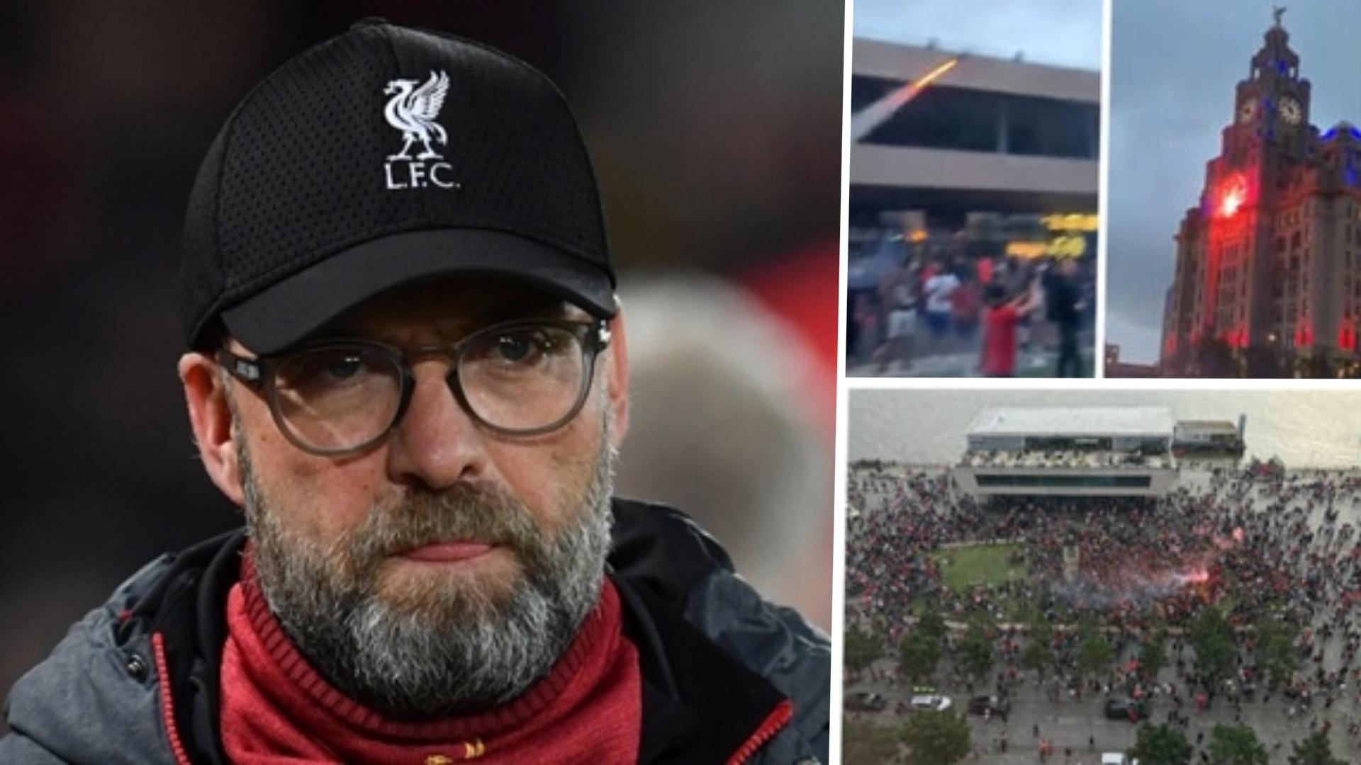 Liverpool - Klopp appelle les fans à célébrer le titre de manière responsable