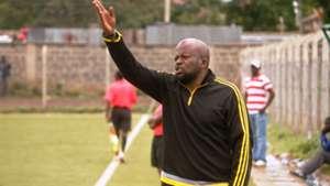 Wazito Fc Coach Frank Ouna at Camp Toyoyo