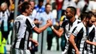 Mandzukic Benatia Juventus Crotone Serie A
