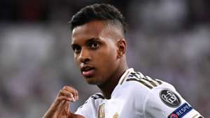 Rodrygo Real Madrid 2019-20