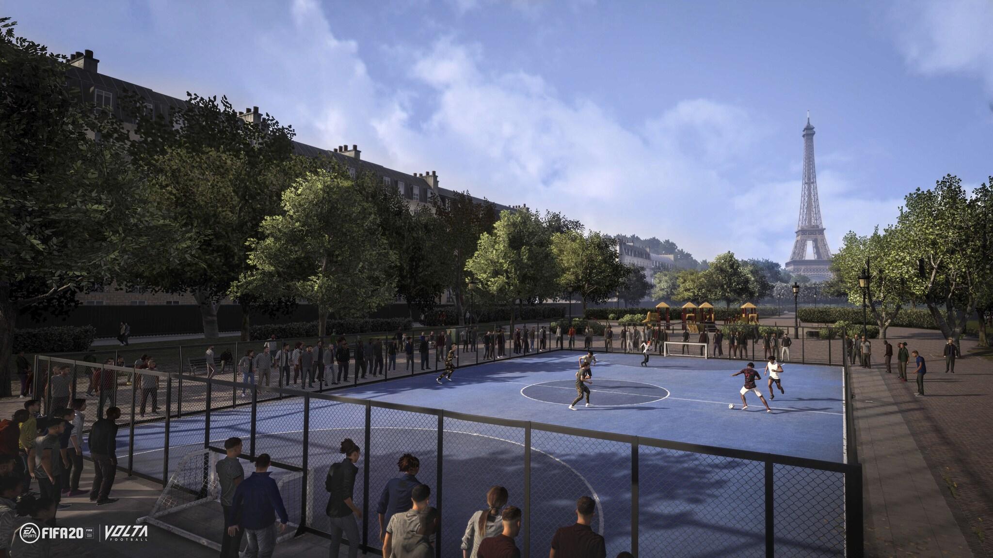 FIFA 20 Volta Paris