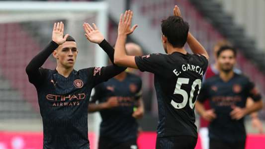 El resumen del West Ham vs. Manchester City de la Premier League: vídeo, goles y estadísticas | Goal.com