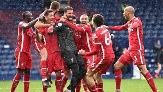 KẾT QUẢ West Brom 1-2 Liverpool: Bàn thắng vàng của Alisson