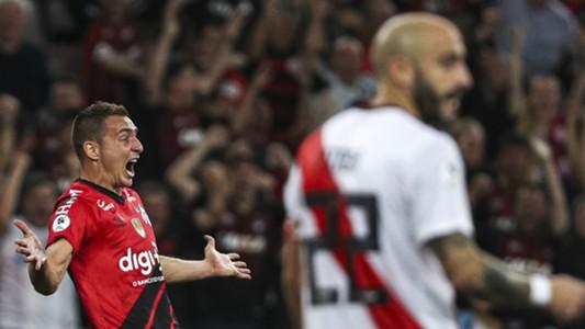 Marco Ruben Paranaense River Plate Recopa Sudamericana 22052019