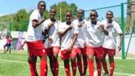 Uganda - U17 Crested Cranes