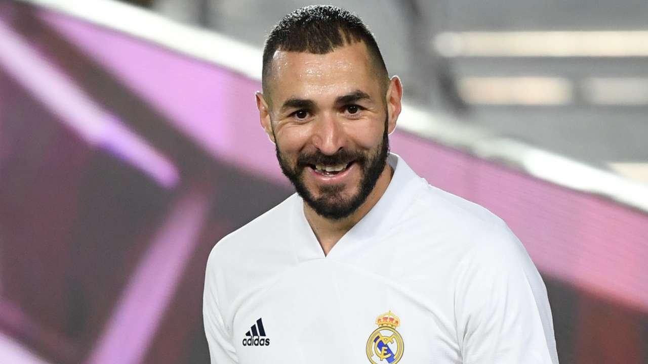 Karim Benzema, Real Madrid 2020-21